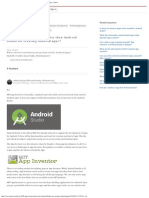 Is the MIT App Inventor Better Than Android Studio for Creating Android Apps?
