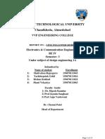 Design Engineering ReportMAIN