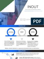 inOut - AI Based Smart Attendance Management Platform