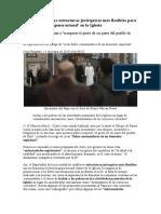 Francisco Propone Estructuras
