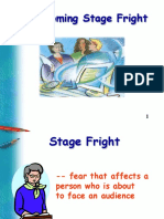 stage fright.ppt