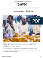 Import of hazardous cooking oil thriving - Newspaper - DAWN.COM.pdf
