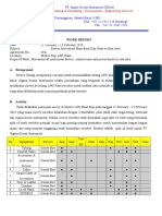 Work Report Survey Medco Kaji