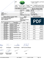 Acc Service Work Order Report 011117 - Bandar Saif Al Ajmi