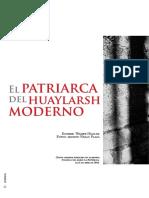 44 - El Patriarca Del Huaylarsh Moderno