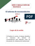 6A-ZZ04 El informe de recomendaci+¦n 2016-2.pptx