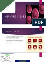 HEPATITIS A, D & E.pptx
