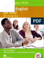 Improve Your Skills Use of English for First