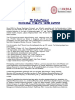 E000002670_Agenda IPR Summit 2010