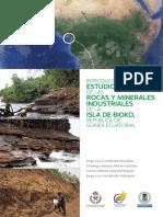 Rocas y Minerales Industriales Guinea Ecuatorial
