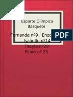 livro basquete