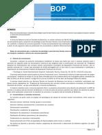 Bases Da Convocatoria Para a Selección de Psicólogo a Para Servizos Sociais Como Funcionario a Interino a Por Programa Temporal Mediante o Sistema de Concurso Oposición