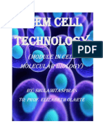 Another Copy STEM CELLS