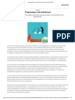 ¡Progresistas, A Las Trincheras! _ Economía _ EL PAÍS