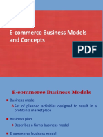 8-Key Elements of ECOMM Business Model