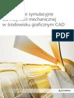 Autodesk Nastran in CAD 2017 Brochure A4 PL