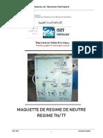 Maquette Régime de Neutre