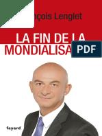 La Fin de La Mondialisation - Francois Lenglet