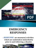 h.emergency Response Concept