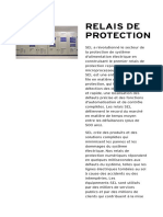 Relais de Protection Schweitzer Engineering Laboratories