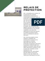 Relais de Protection Schweitzer Engineering Laboratories