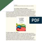 Selección de Libros Sobre Autismo