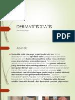 DERMATITIS STATIS.pptx