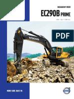 ProductBrochure EC290BPrime RU 41A20000501