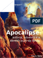 Apocalipse - Autoria, Advento e a Identificação Da Besta-eBook