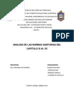 Analisis Del Capitulo XI Al XX Completo