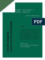 Fricções culturais e criação cênica nas obras de Peter Brook, Ariane Mnouchkine, Rustom Bharucha e Jerzy Grotowski