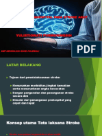Manajemen Prahospital Pada Stroke Akut