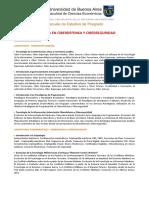 Contenidos Minimos Maestria Ciberdefensa Ciberseguridad Posgrado Uba