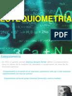 A. Estequiometria (Mol)