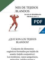 Cap 5 Lesiones de Tej Blandos