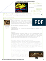 The Magic Cafe Forums - Banachek's _Psychological Subtleties 3
