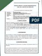 Fallo Primera Instancia_nulidad Elección_secretaria_concejo de Yarumal
