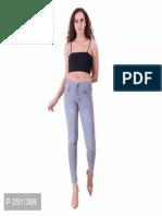 Trouser Fashion
