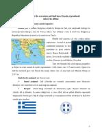 Cercetare -Grecia si mierea de albine.docx