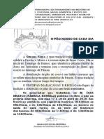 ENTREGA DOS PÃES DE COCO PARA OS ASSOCIADOS DO SINDICATO