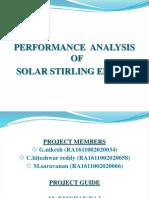 solar sterling
