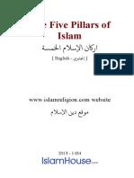 En the Five Pillars of Islam