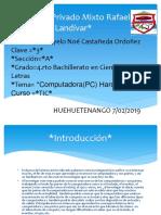 Colegio Privado Mixto Rafael Landívar