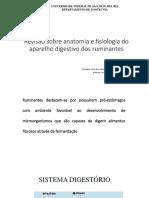 Aula 3 - Revisão sobre anatomia e fisiologia do aparelho digestivo dos ruminantes - Copy.pdf