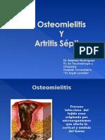 Osteomielitis y Artritis