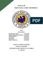 Sistem Proteksi Pada Gardu Distribusi