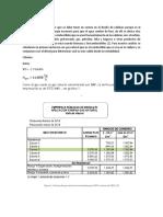 Análisis Económico Caldera Marmotica
