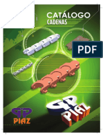 Catalogo de Cadenas