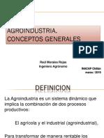 01. Definicion Agroindustria 2019