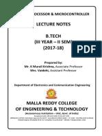 MICROPROCESSOR & MICROCONTROLLER.pdf